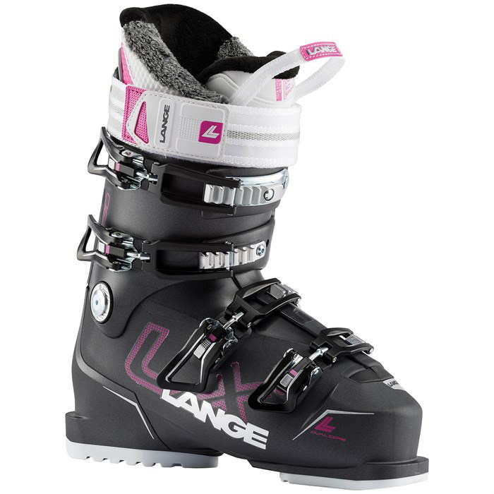 Lange LX 80 Boots - Womens - Anthracite/Magnetic