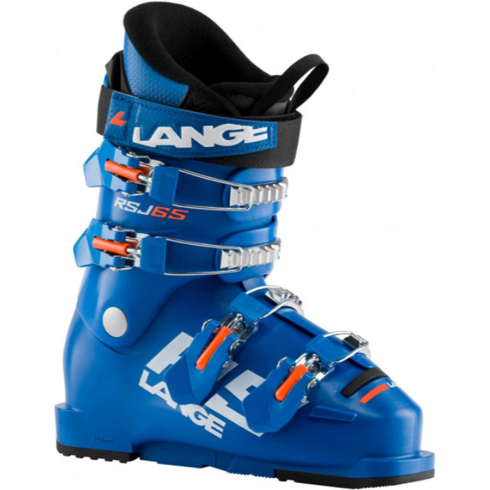 Lange RSJ 65 Junior Ski Boot - Power Blue - 2019