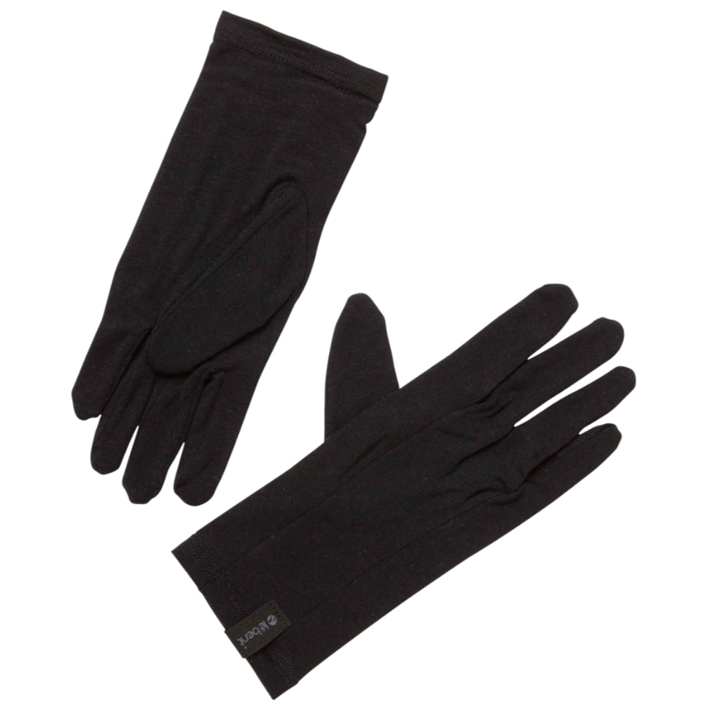 Le Bent Glove Liner Midweight 260 - Black