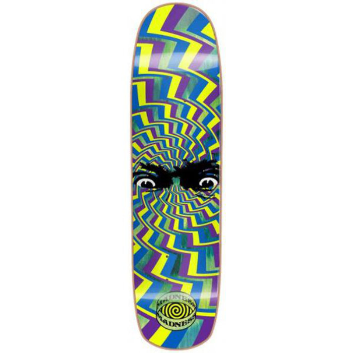 Madness Spun Out R7 Skateboard - 8.375 Green