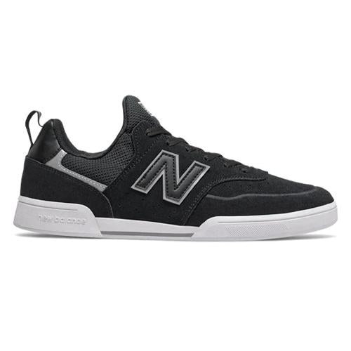 New Balance Numeric 288 Mens Shoes - White/Black