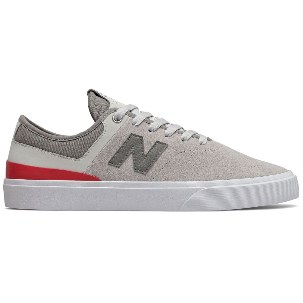 New Balance Numeric 379 Mens Shoes - Grey/Red