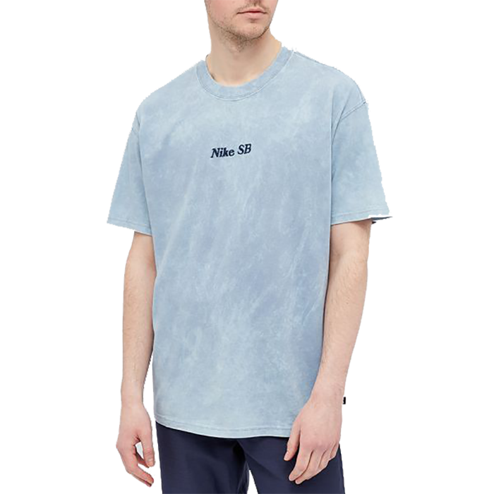 Nike SB T-Shirt Classic Washed Mens - Ashen Slate
