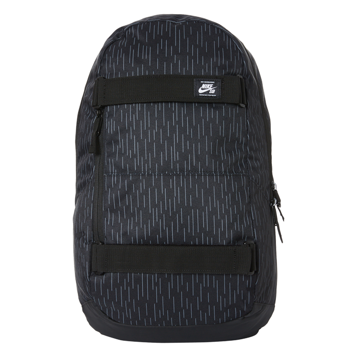 Nike SB Courthouse Backpack- Black/White