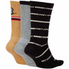 Nike SB Everyday Max Sock 3Pk - Multi