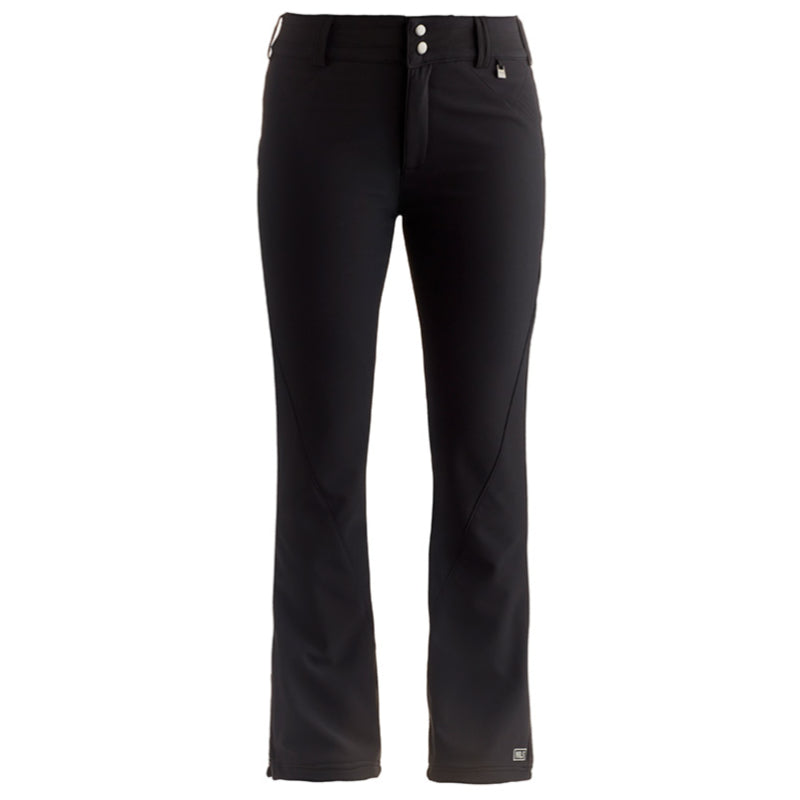 Nils Betty Short Snow Pants Womens - Black