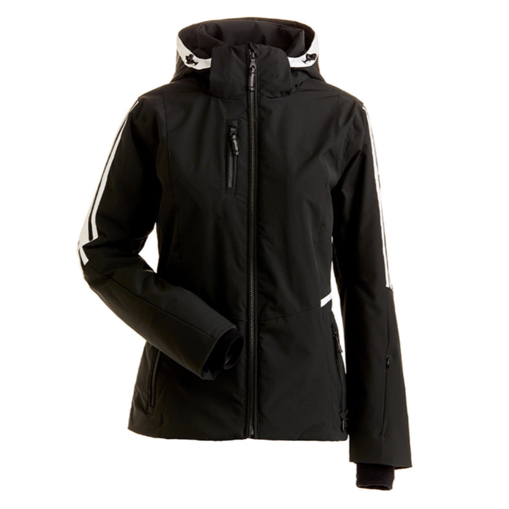 Nils Ester Jacket Womens - Black