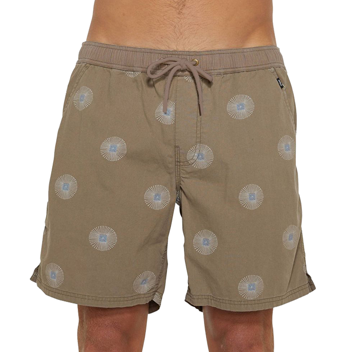 Oneill Cosmic Slacker Walkshort - Mens - Khaki