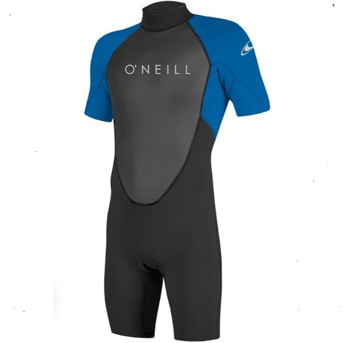 Oneill Reactor II 2mm SS Springsuit Mens - Black/Ocean