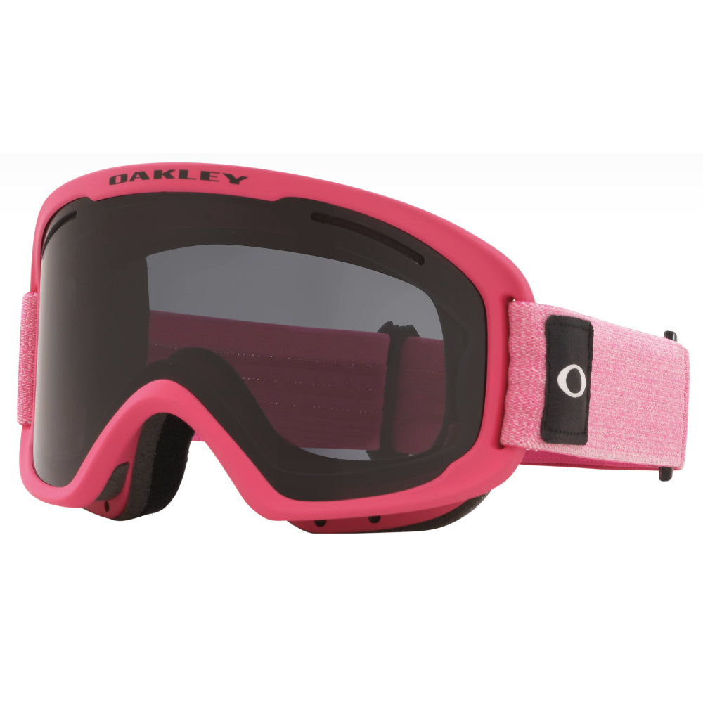 Oakley O Frame 2.0 Pro XM Goggles - Heathered Rubine Red W/ Dark