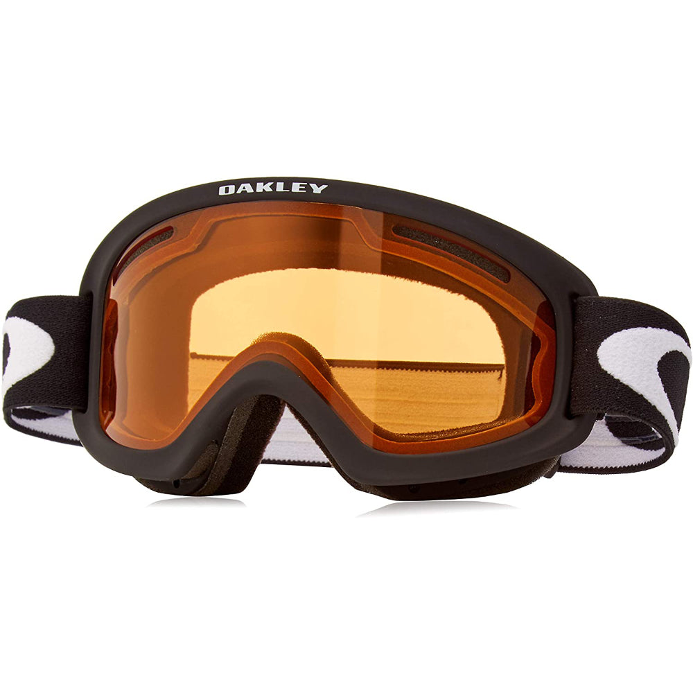 Oakley O Frame 2.0 Pro Youth - Matte Black W/ Persimmon