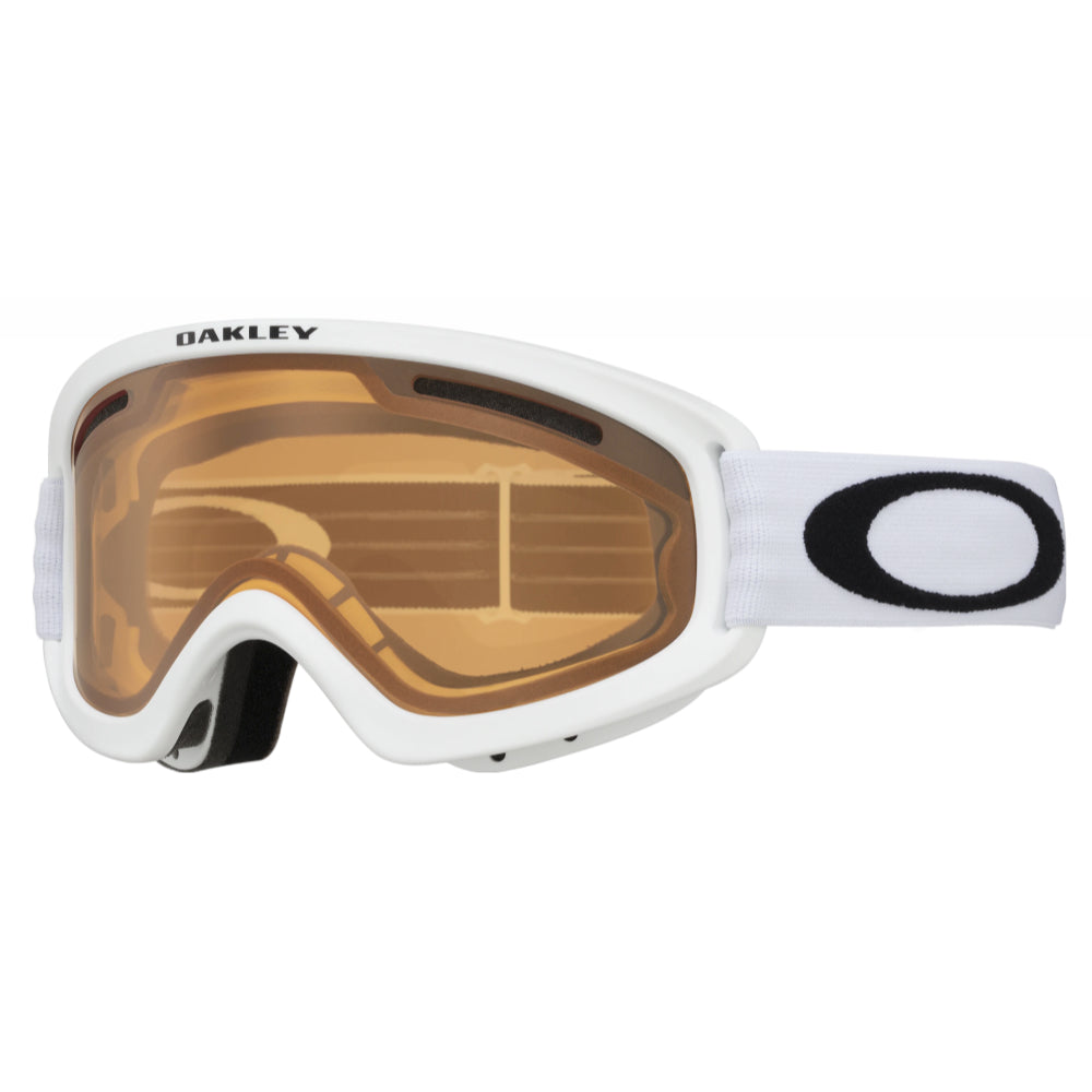 Oakley O Frame 2.0 Pro Youth - Matte White W/ Persimmon