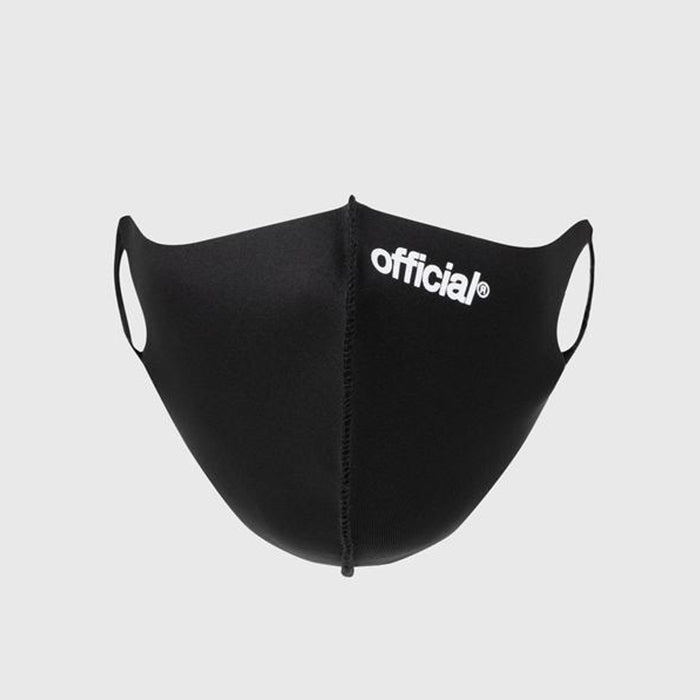 Official Nano Facemask - Black