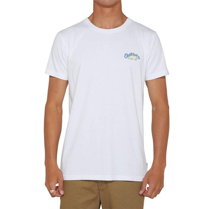 Oneill Surfs Up Tee - Men - White