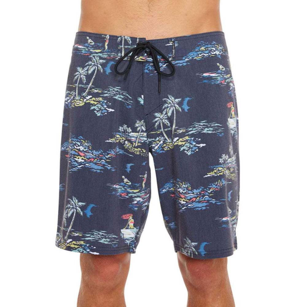 Oneill Puerto Mens Boardshort - Black