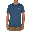 Oneill Secret Spots Tee - Men - Sea Blue