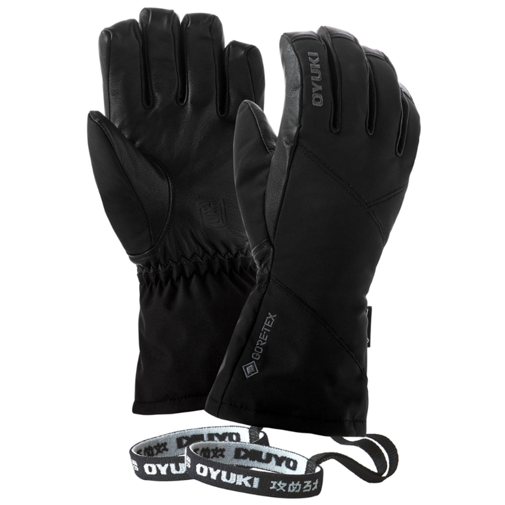 Oyuki Nito GTX Ladies Ski Glove - Black