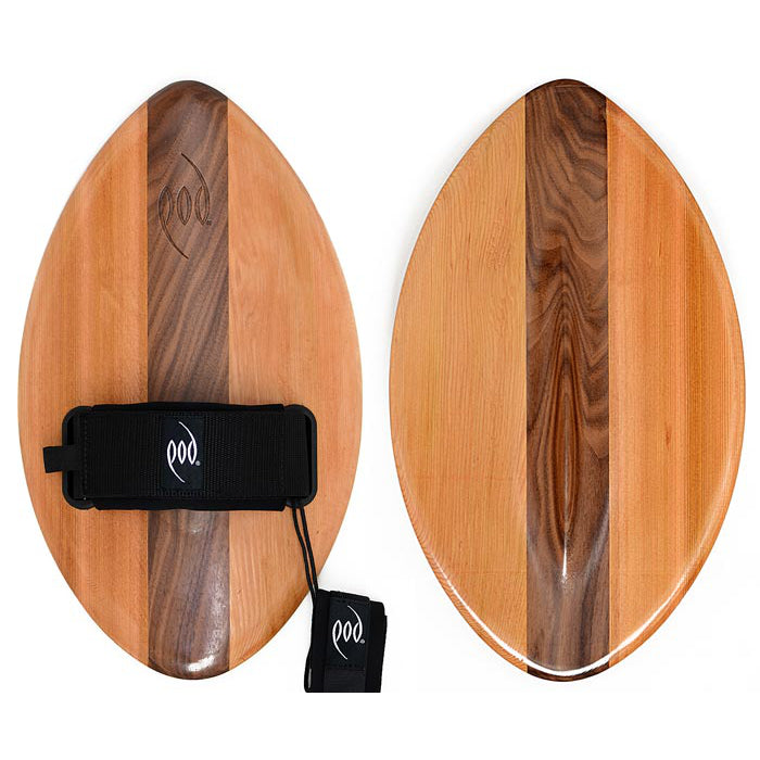 POD WOO 300mm Handboard - Cedar Walnut