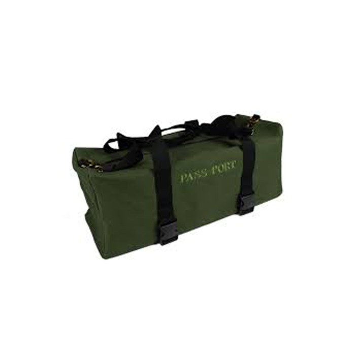 Passport Freight Bag - Forest Green