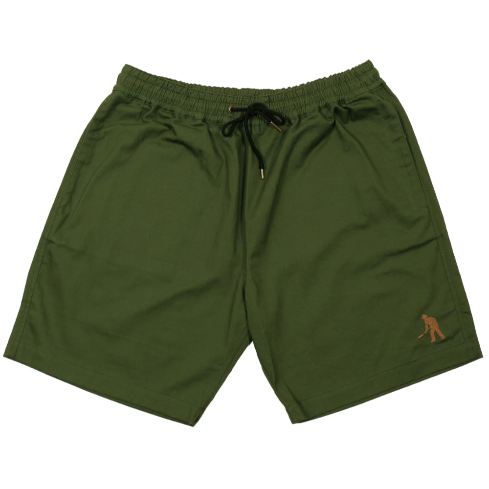 Passport Workers Short - Olive