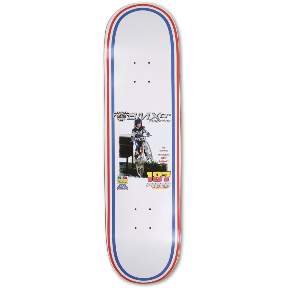 Pizza Skateboards - Ducky BMXer Deck - 8.25