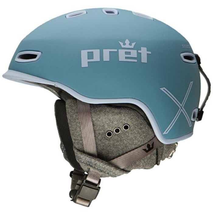 Pret Lyric Womens Helmet - Dusty Blue