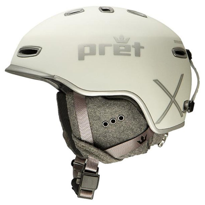 Pret Lyric X Mips Womens Helmet - Chalk 2021