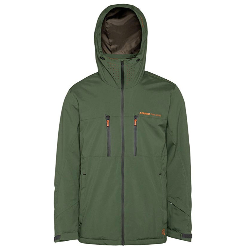 Protest Calvin 19 Jacket Mens - Amazone