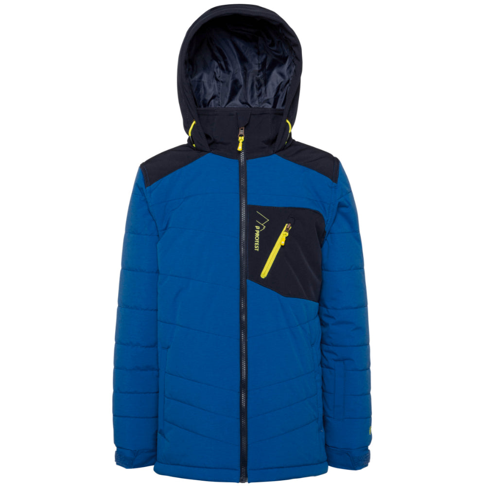 Protest Edwin Junior Jacket Boys - Sporty Blue