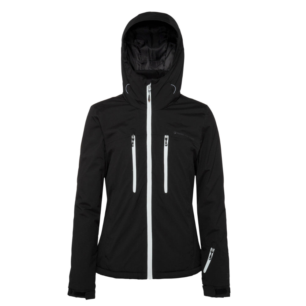 Protest Giggile Jacket Womens - True Black