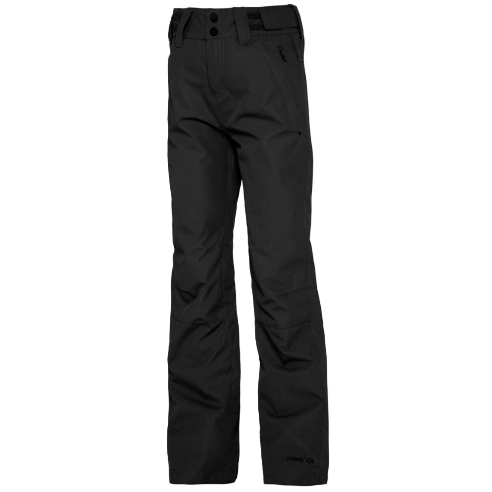 Protest Jackie Junior Pants Girls - True Black