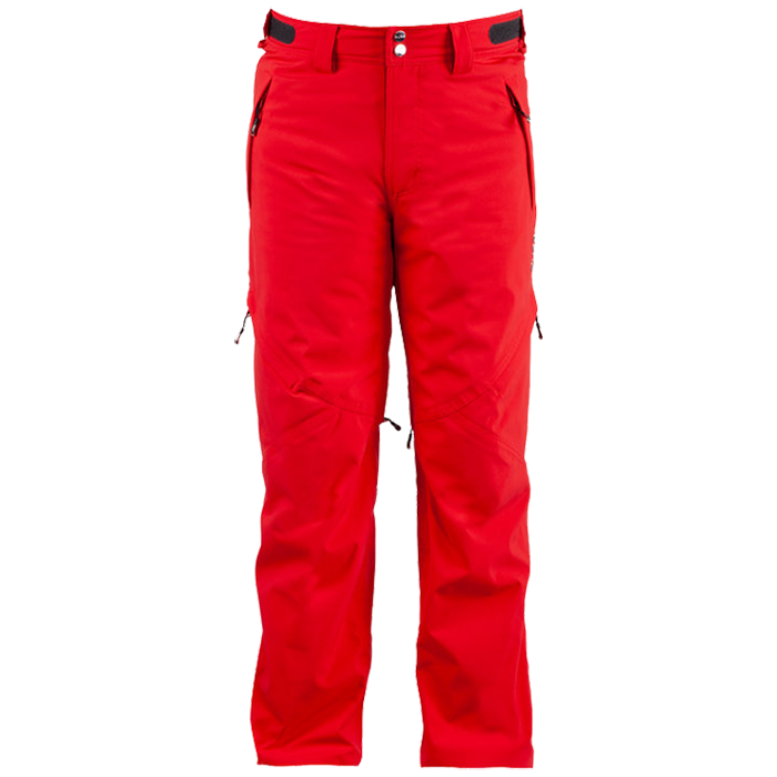 Pure Riders Keystone Pant Mens - Red