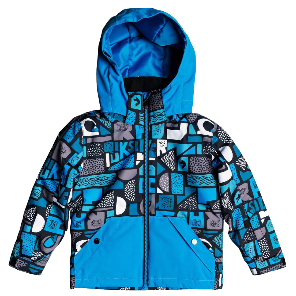 Quiksilver Little Mission Kids Jacket - Lyons Cruzing