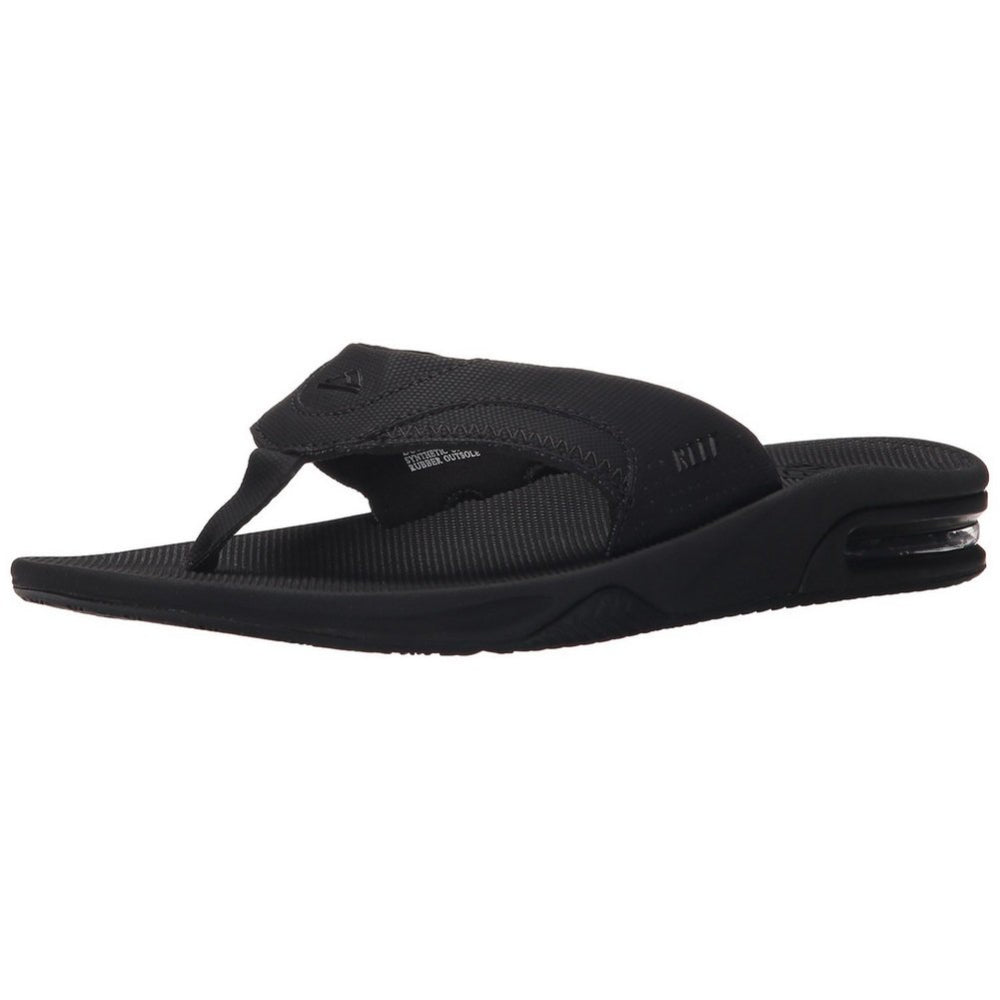 Reef Fanning Mens Sandal - Black/White (ALB)