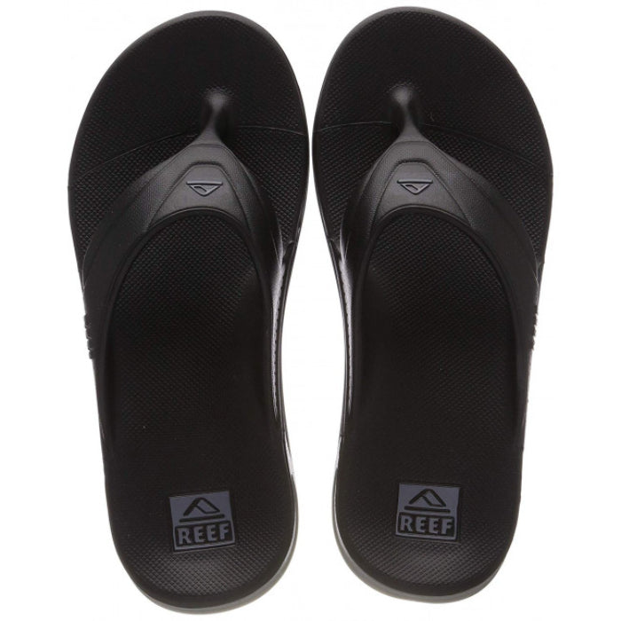 Reef One Three Point Sandal - Mens - Black