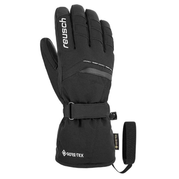 Reusch Manni Gore Tex Mens Glove - Black/White