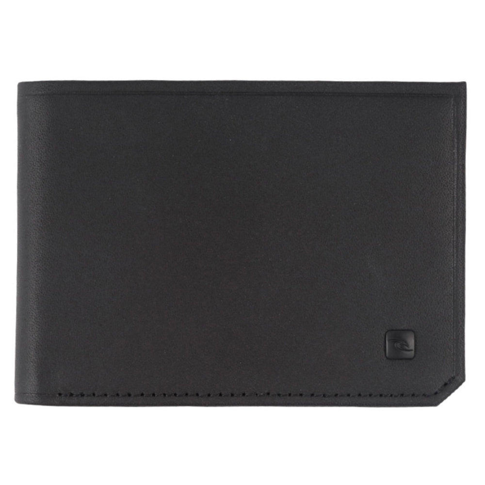 Rip Curl Hydro Leather RFID Wallet - Black