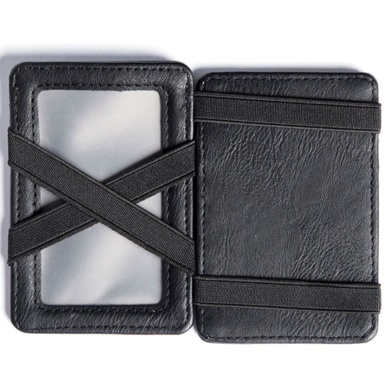 Rip Curl PU Magic Wallet - Black