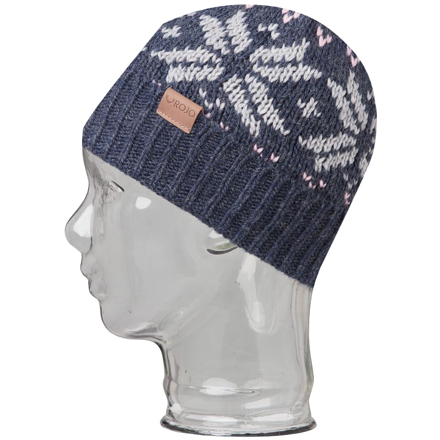 Rojo Fjords Wharfie Beanie - Blue Nights