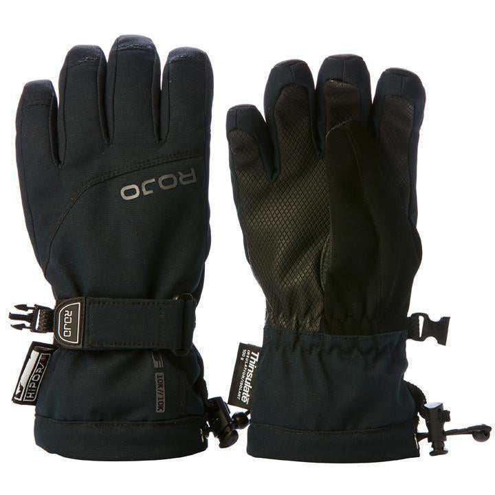 Rojo Girls Maximise Glove - True Black
