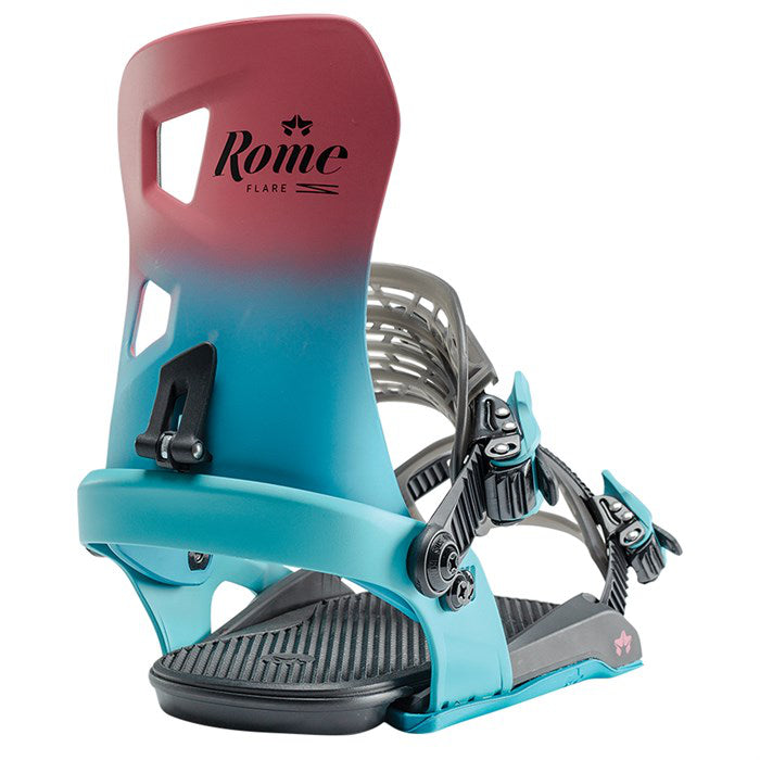 Rome Flare Binding 2020 - Womens - Berry Fade