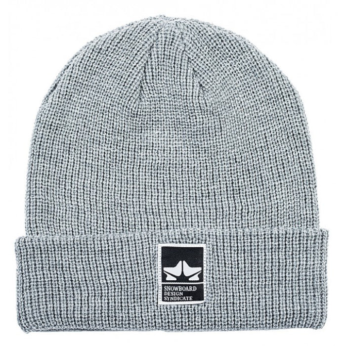 Rome Syndicate Beanie - Grey
