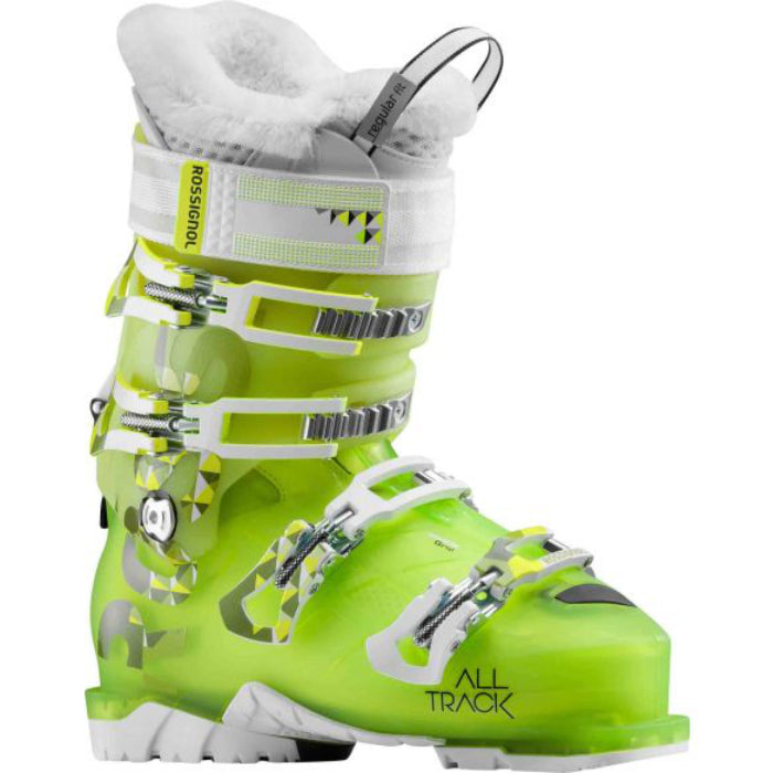Rossignol Alltrack 90 Boot Womens Acid Yellow