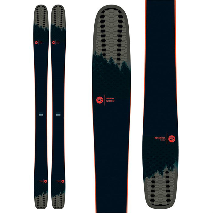 Rossignol Soul 7 HD - Mens - 2020 - 188