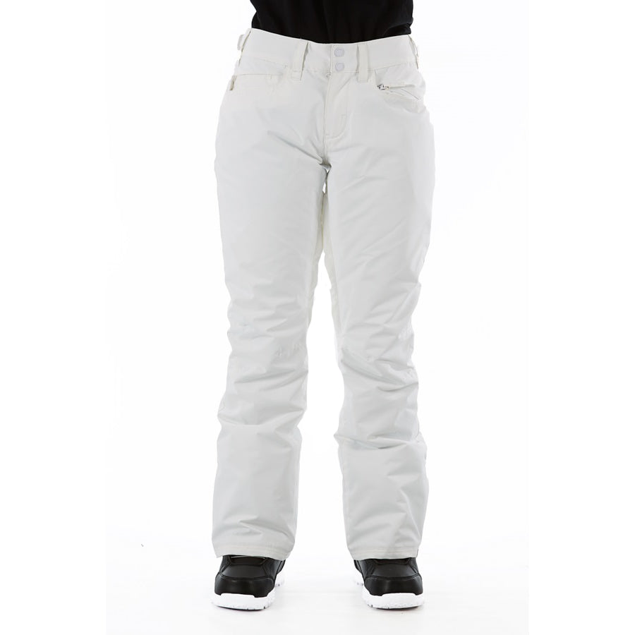 Roxy Backyard Pant Womens - Bright White