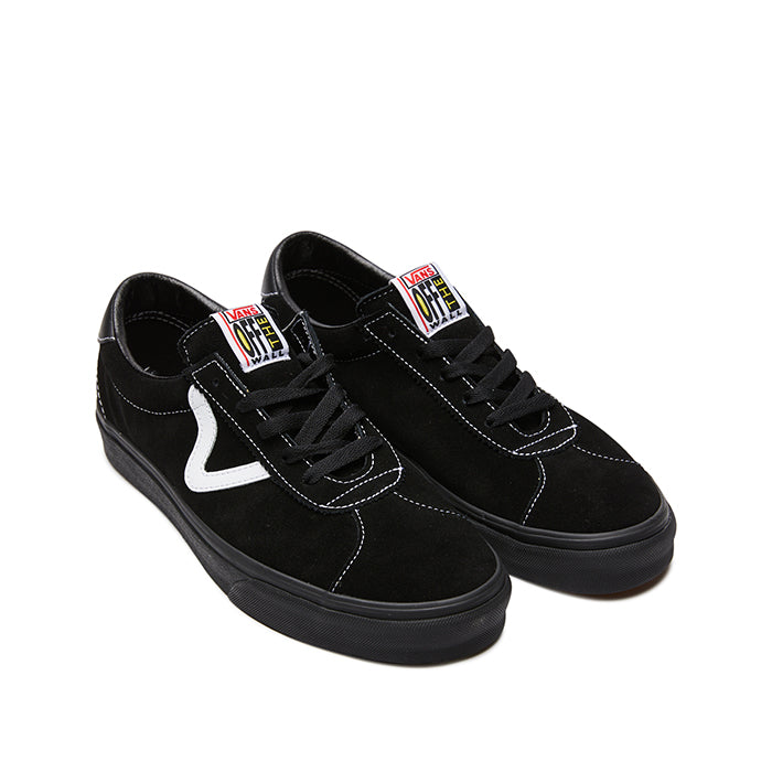 Vans Sport Shoes Mens - Black/Black