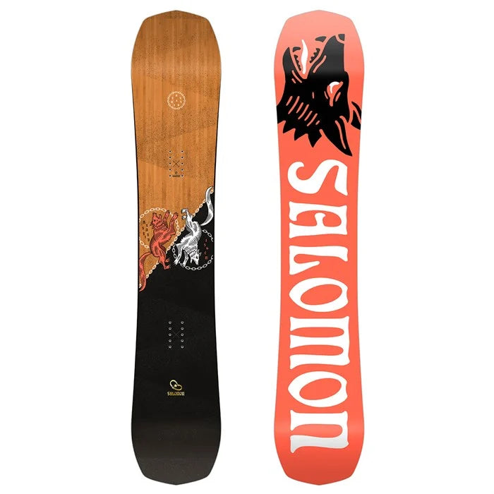 Salomon Assassin Snowboard 2021 Mens - 153