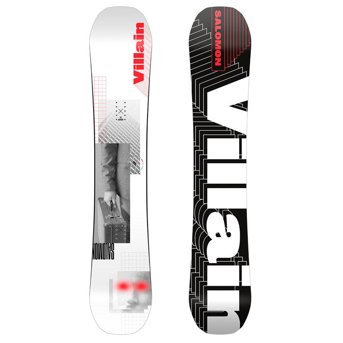 Salomon The Villain Snowboard 2021 Mens - 158