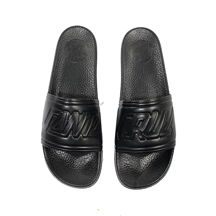 Santa Cruz Strip Slides - Black