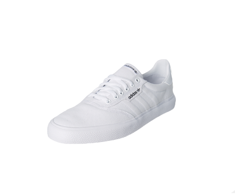 Adidas 3MC Shoes-Mens White White Gold